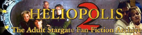 Stargate sg 1 adult fan fiction